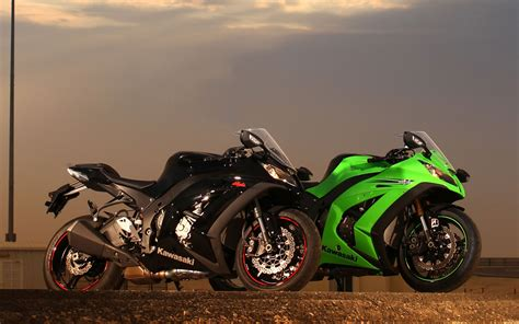 kawasaki zx 10r hd wallpapers high definition