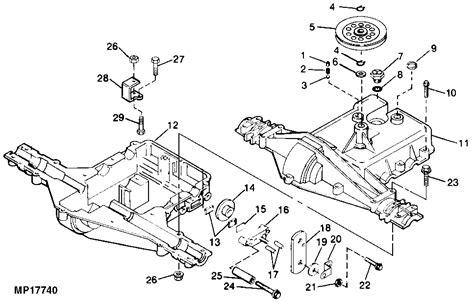 John Deere Stx Brake Challenges Mytractorforum