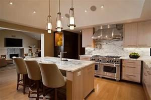 50, Modern, Kitchen, Lighting, Ideas, For, Your, Kitchen, Island