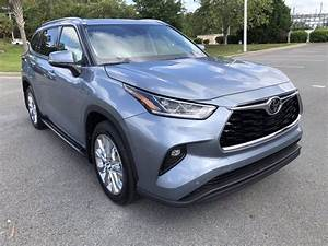 New 2020 Toyota Highlander Limited Awd Sport Utility In