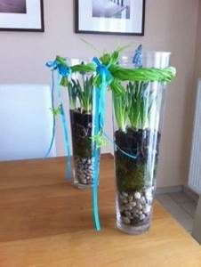Deko Für Vasen : deko unser traumhaus von krestik 31098 zimmerschau ~ Orissabook.com Haus und Dekorationen