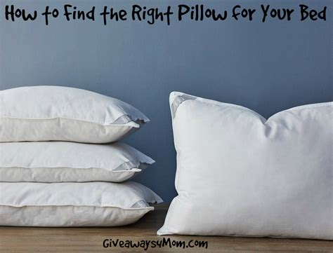 how to find the right pillow how to find the right pillow for your bed brentwood home