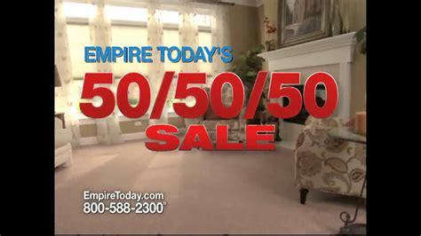 home depot patio empire today 50 50 50 sale tv spot ispot tv