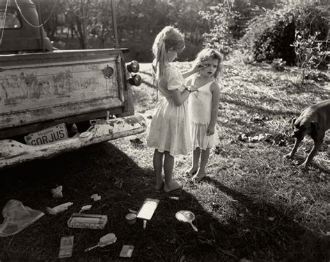Inspiration Sally Mann