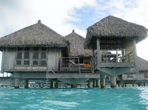 Bora Bora Resorts Overwater Bungalows
