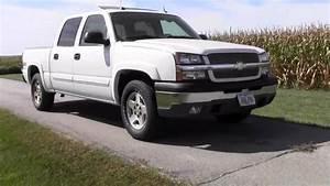 2005 Chevy Silverado 4x4 Truck For Sale In Iowa  12 000