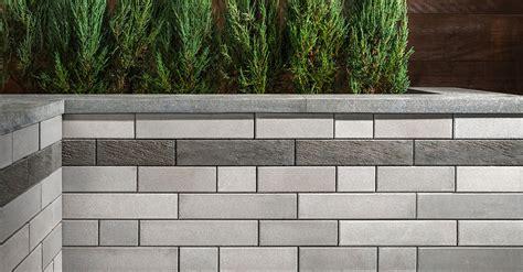 unilock walls     building products cap brick
