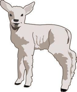 Small Sheep clip art (128509) Free SVG Download / 4 Vector