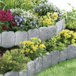 39202 flower bed borders slab garden borders