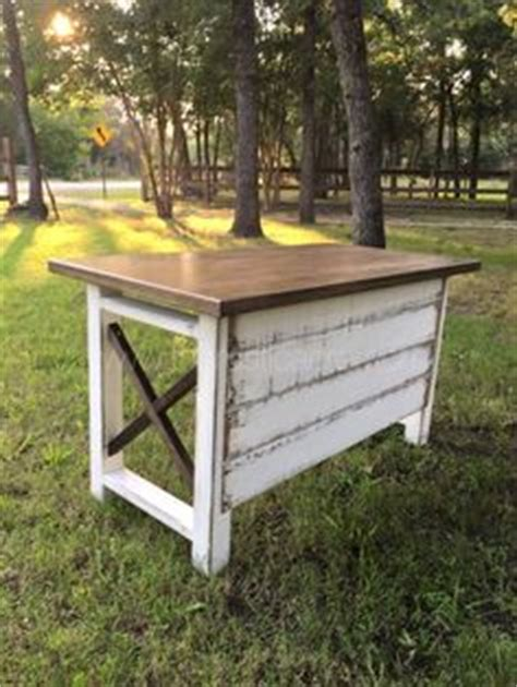 farmhouse l shaped desk custom built farm house desk shiplap front college