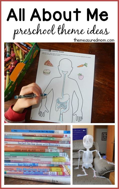 all about me fabulous science activities from our time 849 | all about me preschool theme2