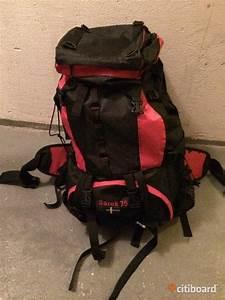 Backpacker ryggsäck