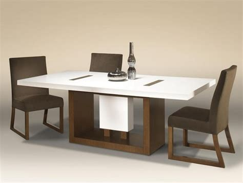 tips  choosing  minimalist dining table  home ideas