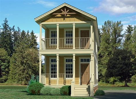 single story craftsman house plans narrow lot homes narrow house plans narrow lot