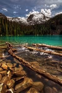 Joffre Lakes Provincial Park British Columbia Canada