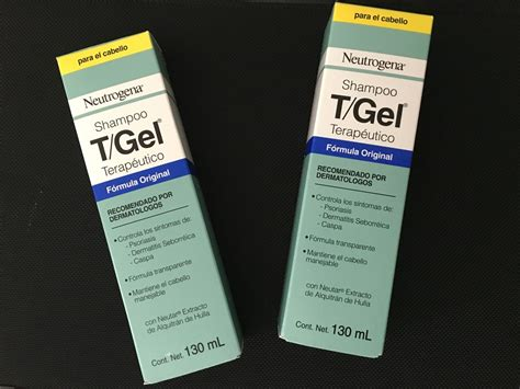 shampoo neutrogena  gel terapeutico  ml  en mercado libre