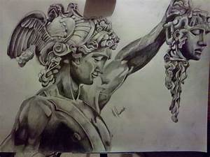 The gallery for --> Perseus And Medusa Cartoon
