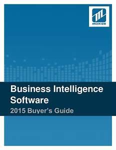 2015 Buyer U2019s Guide For Business Intelligence  Bi  Software