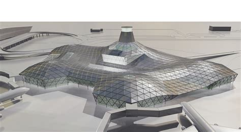 Gallery of Heydar Aliyev International Airport / RSA ...