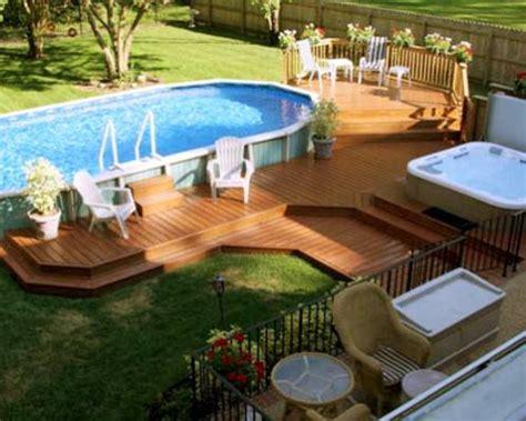 ground pool pool  spa