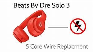 Wire Color Code Headphones