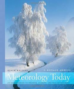 Meteorology Today  An Introduction To Weather  Climate