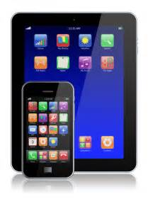 Cell Phones and Tablets