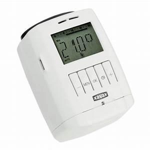 Heizkörper Thermostat Einstellen : xavax heizk rper thermostat digital ebay ~ Orissabook.com Haus und Dekorationen