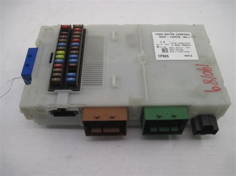 2008 Land Rover Range Rover Fuse Box by Fuse Box Land Rover Lr2 2008 08 2009 09 Fuse Box 6g9t
