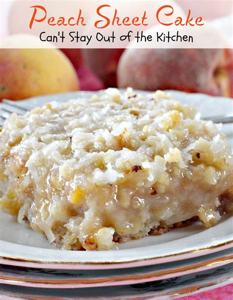 pineapple sheet cake can t stay out of the kitchen