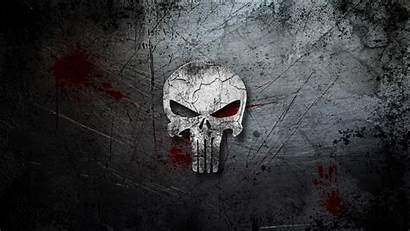 Skull Wallpapers Punisher Cave