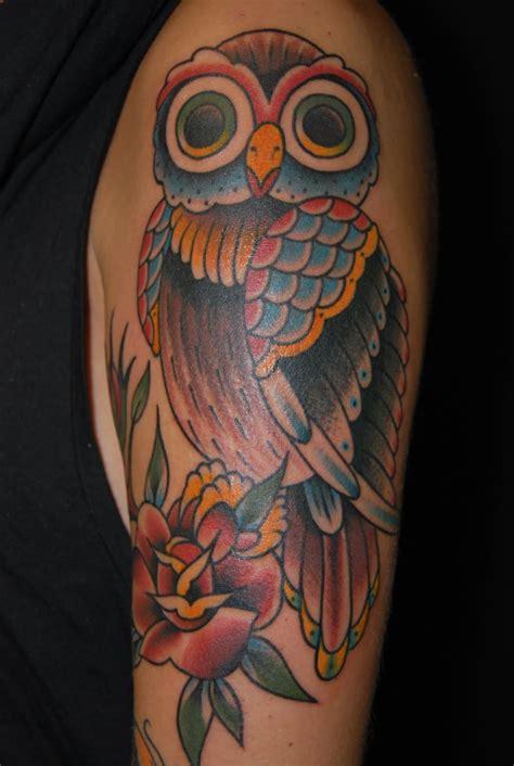 owl tattoos design ideas  men  women magment