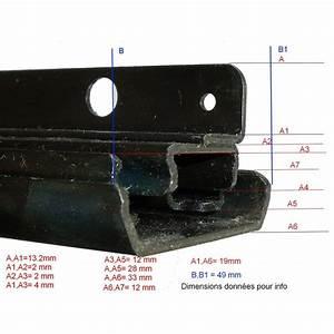 Glissiere A Bille : glissi re billes droite gauche 50 a 104 cm occasoutils ~ Farleysfitness.com Idées de Décoration