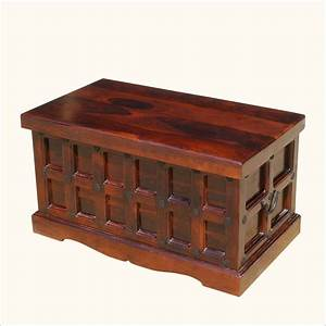 indian wood bookcase small wood storage chests wood With small chest coffee table