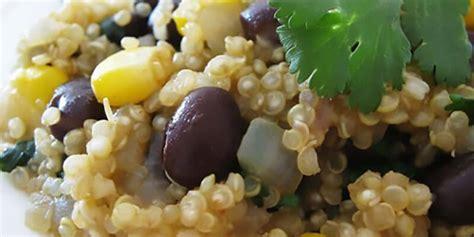 Kvinoja i crni grah - wellness.hr