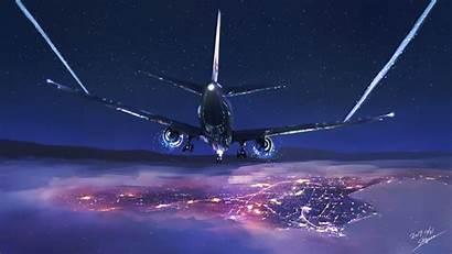 4k Boeing 737 Wallpapers Planes Minimalism Generation