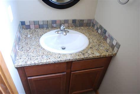 Bathroom Vanity Backsplash Ideas by 20 Best Subway Tile Backsplash Ideas For Any Kitchens