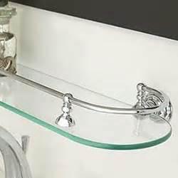 Tablette Pour Salle De Bain : accessoire salle de bain tablette murale en verre richmond imperial ~ Melissatoandfro.com Idées de Décoration