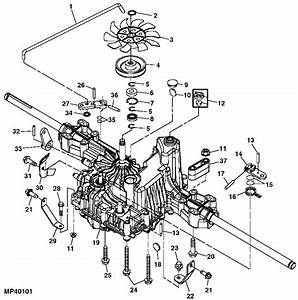 25 John Deere D105 Drive Belt Diagram