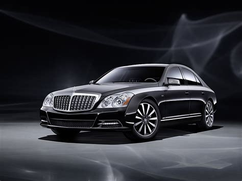 Maybach Car : 2011 Maybach 57 S Edition 125!