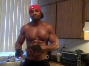 8 Pack Abs Hitch 110 Push-up/100 Squat Back to Back - YouTube