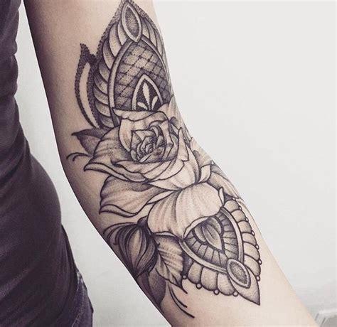 elbow tattoo ideas
