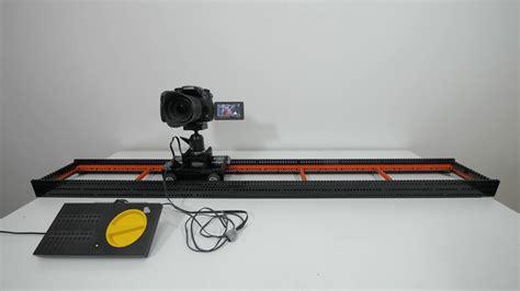 diy slider this slider was made out of lego bricks diy