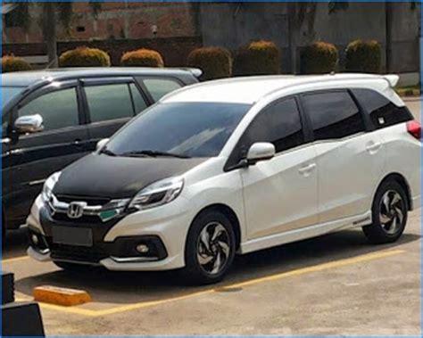 Honda Mobilio Modification by The Modification Mobilio New Prestige Rs Flat