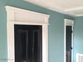 Smart Placement Craftsman Style Window Ideas by Diy Craftsman Style Door Casing Part 2