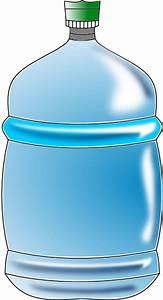 Water Bottle Clip Art at Clker.com - vector clip art ...