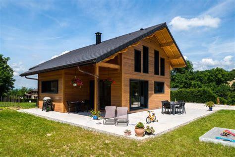 les maison en bois les 7 a priori de la maison en bois architecture bois magazine maisons bois construction