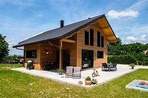Les Constructeur De L Extreme Maison En Bois : les 7 a priori de la maison en bois architecture bois ~ Dailycaller-alerts.com Idées de Décoration
