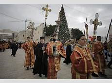 Orthodox Christmas 2015 Russian, Greek And Other Eastern