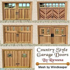 raveena39s country style garage doors With country style garage doors